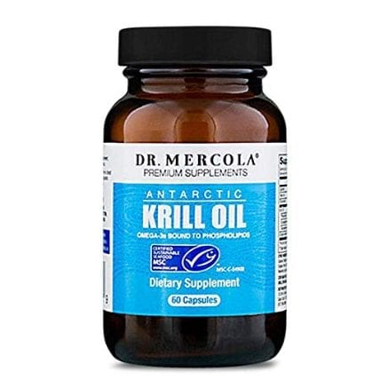 Krill Oil by Mercola - 60 Capsules
