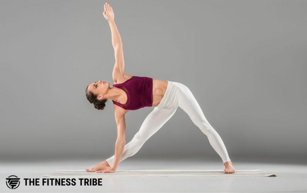 Triangle Pose (Trikonasana)