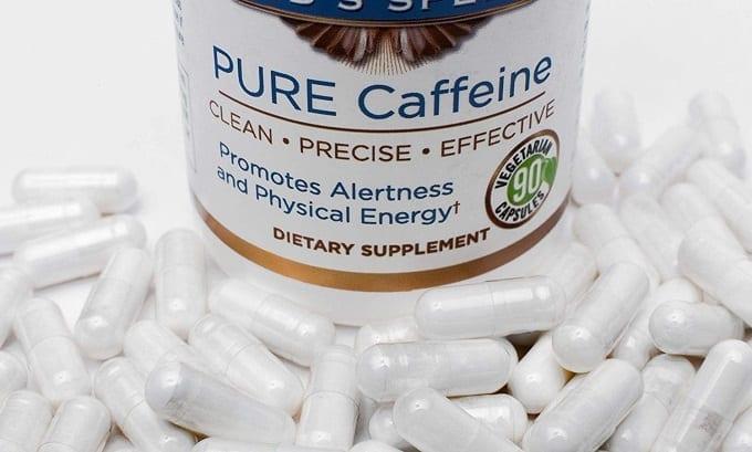 Pills With Caffeine