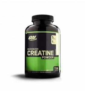 Optimum Nutrition Micronized Creatine Monohydrate Powder Review