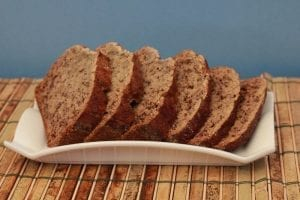 cool banana bread before serving