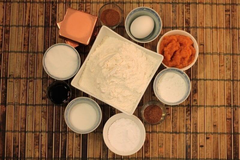 Ingredients For Sugar Free Pumpkin  Spice Cookies