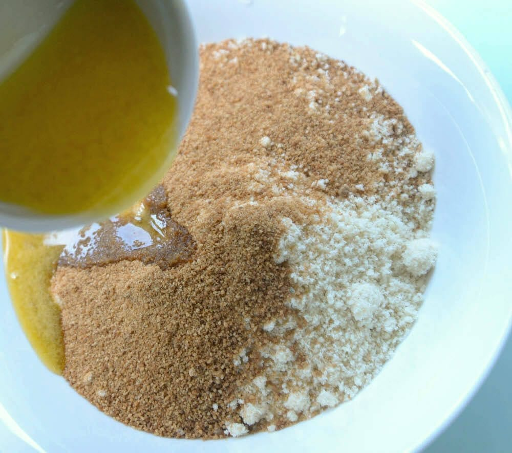 Butter And Crust Mixture