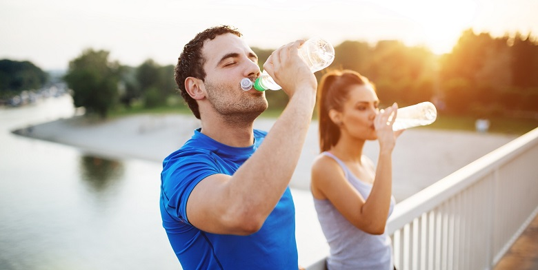 lose weight with water drinking