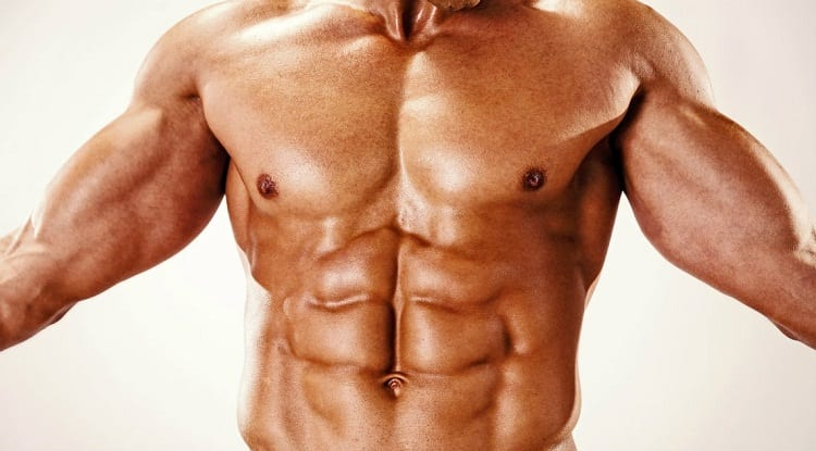 Pullups benefits abs