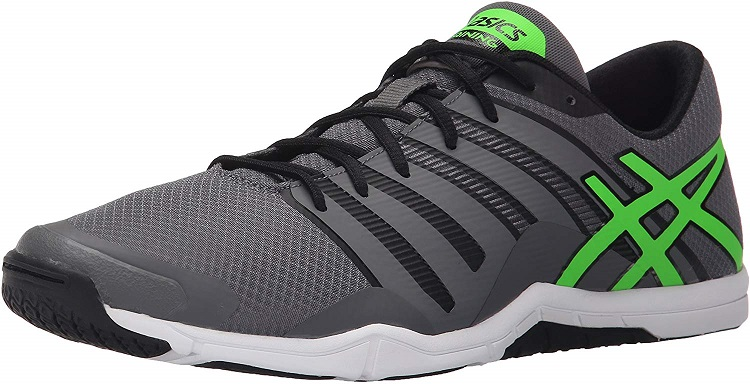 Asics Men's Met-Conviction Cross-Trainer Shoe Review