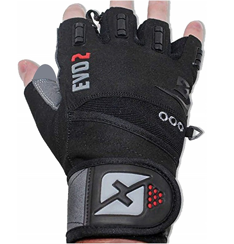 Skott 2019 Evo 2 Weightlifting Gloves Review