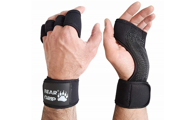 BEAR GRIP - Open Workout Gloves for Crossfit Review