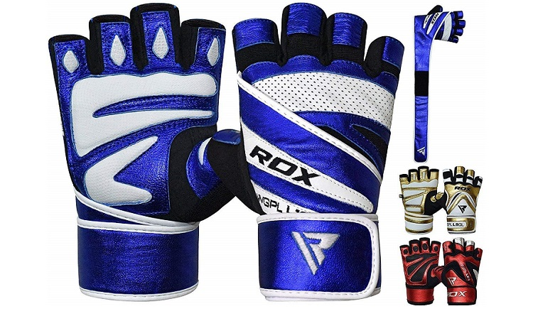 RDX Weight Lifting Gloves for Gym Workout Review