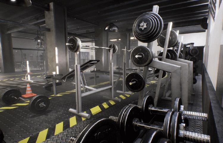 gym enviroment