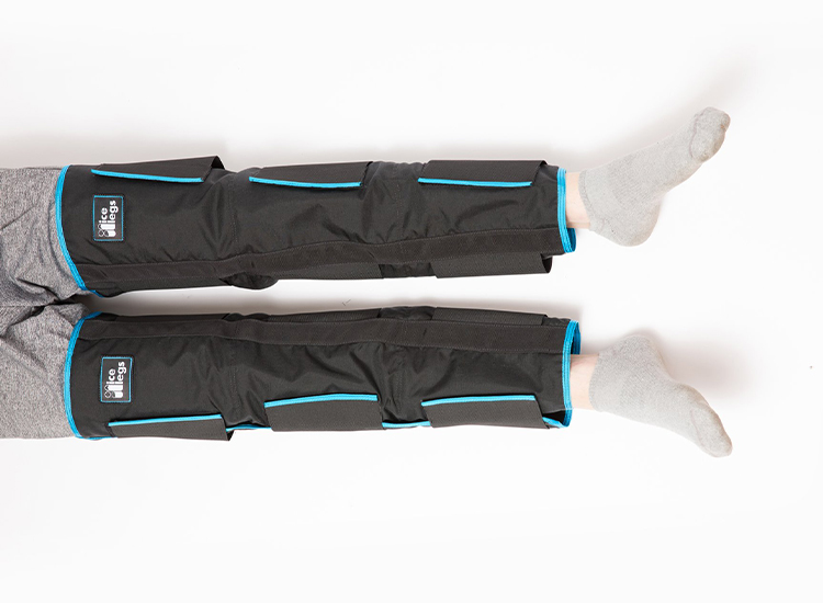 Ice Legs Cold Therapy Packs