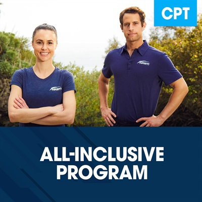 NASM Courses and Products | Personal Trainer Certification
