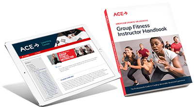 ACE Certified Group Fitness Instructor Certification