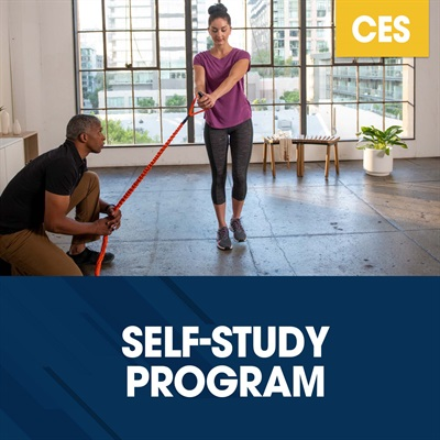 NASM Corrective Exercise Specialization (CES) - Self-Study