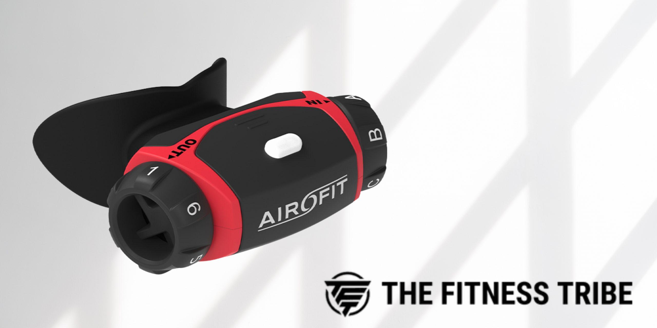 Airofit PRO|Stay a Breath Ahead
