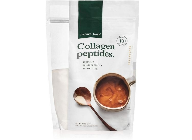 Natural Force Clean Collagen Peptides Powder