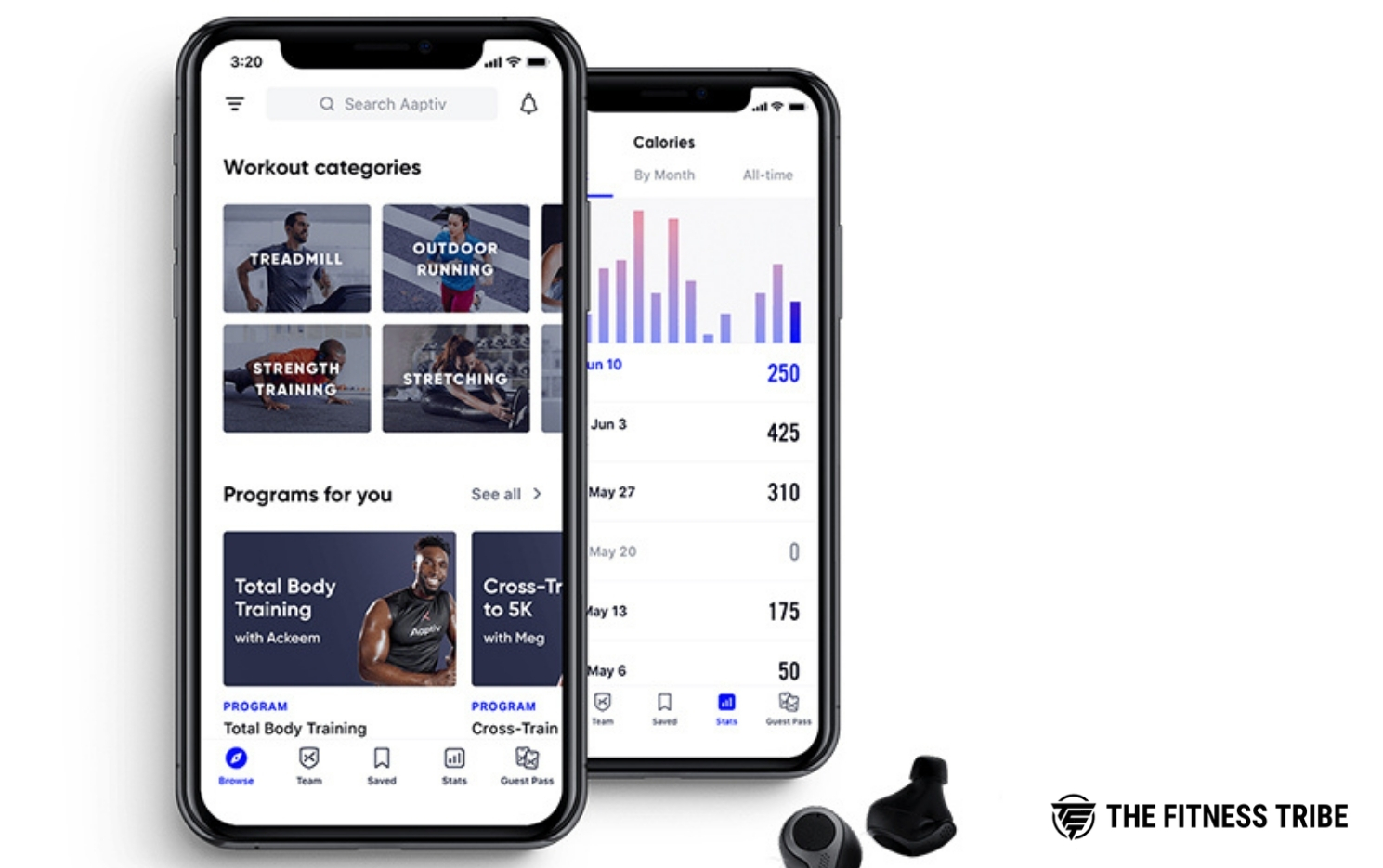 Aaptiv - Workout App: Fitness Classes & Training Programs