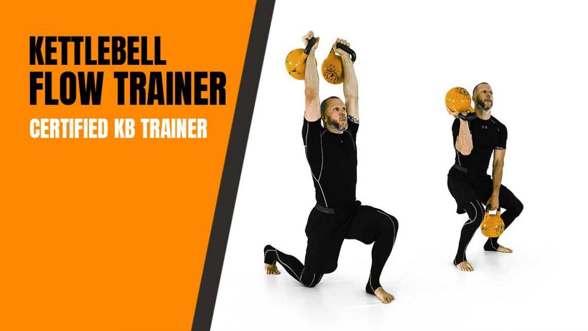 Kettlebell Flow Trainer Online Certification