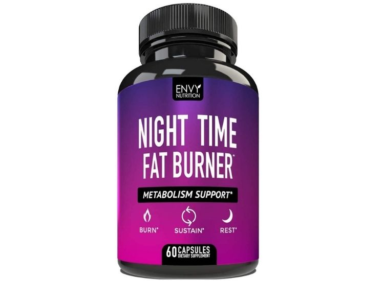 Night Time Fat Burner - Metabolism Support